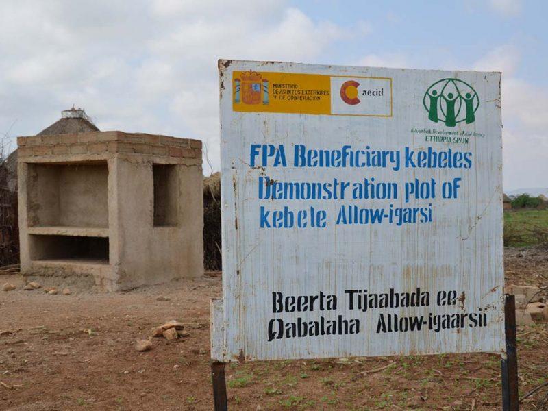 AUDITORÍAS ANUALES DEL CONVENIO FUNDACIÓN ADRA-AECID (2010-2014) ETIOPÍA
