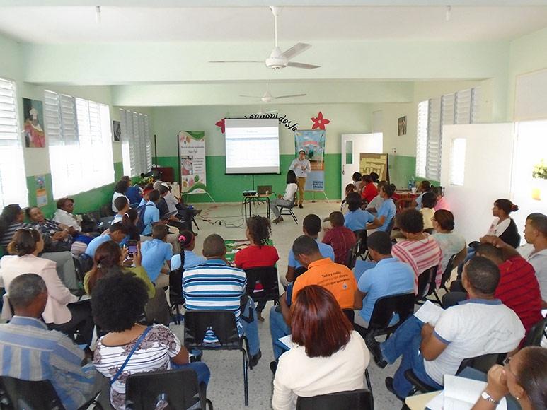 AUDITORÍAS ANUALES DEL CONVENIO INTERED - AECID (2015-2018) – R. DOMINICANA