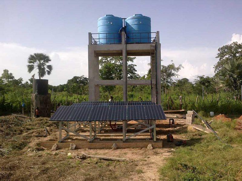 AUDITORIA FINAL DEL HUERTO DE LAS MUJERES - GAMBIA