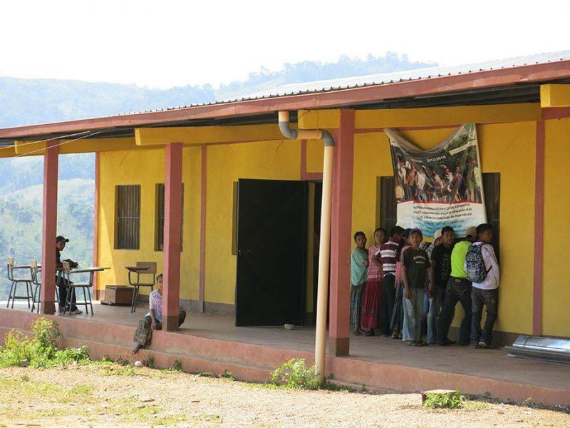 EVALUACIÓN FINAL DE UN PROYECTO EDUCATIVO EN GUATEMALA